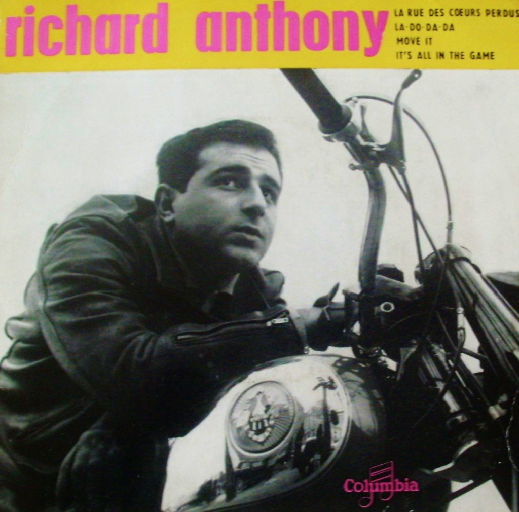 Richard Anthony, une oeuvre remarquable   dans Années 60/70 877135405