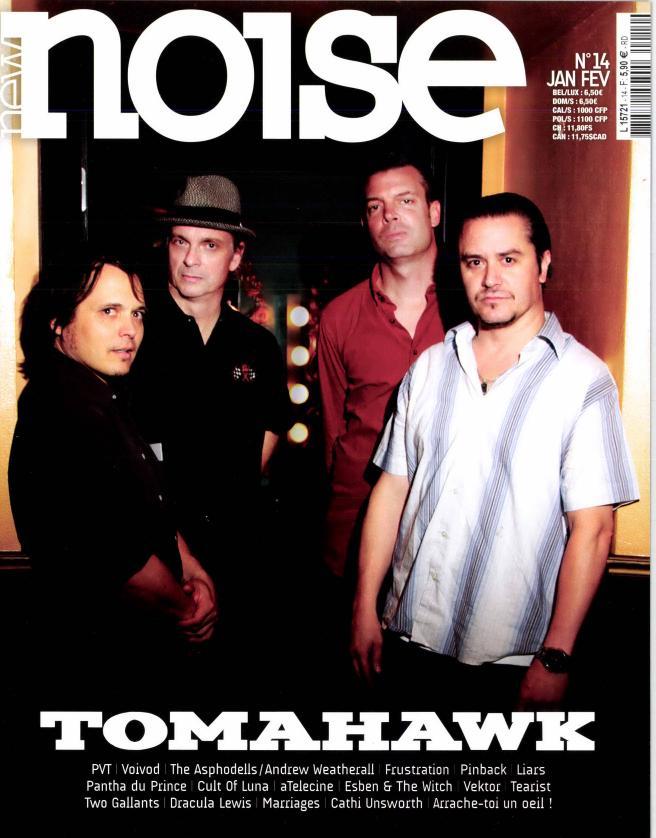 Bientôt... le Tomahawk ! dans Musique l5721