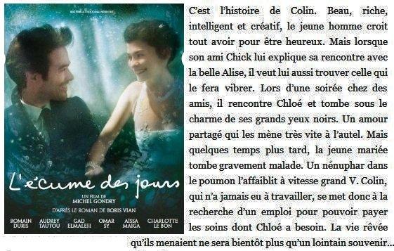 L'écume des jours dans Cinéma / Série / Théâtre capture3