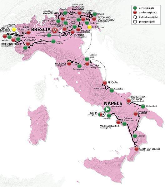 Le Tour d'Italie 2013  dans Sports / Sportifs giro20133