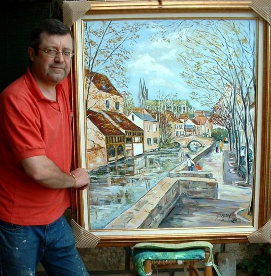 Patrick Souday : souvenirs et peintures  dans Dessin / B.D. / Peinture 75346939serpente-3-jpg