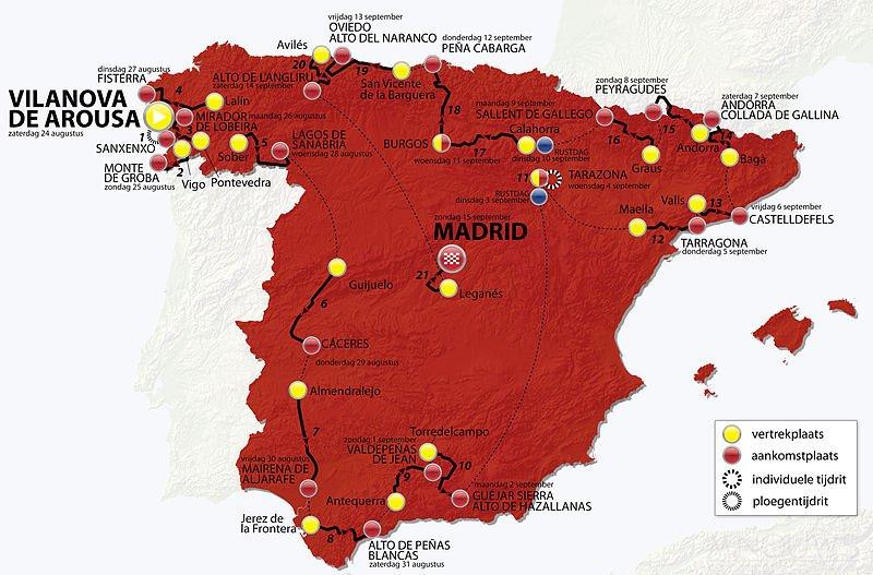 Le Tour d'Espagne 2013 dans Sports / Sportifs vuelta20131