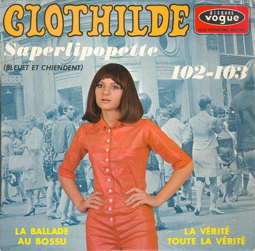 Clothilde Saperlipopette