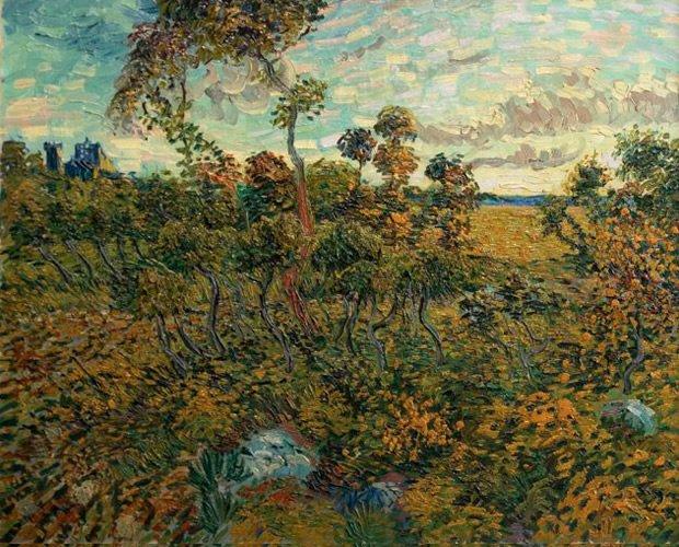 Un Van Gogh retrouvé et dévoilé  dans Dessin / B.D. / Peinture coucher-de-soleil