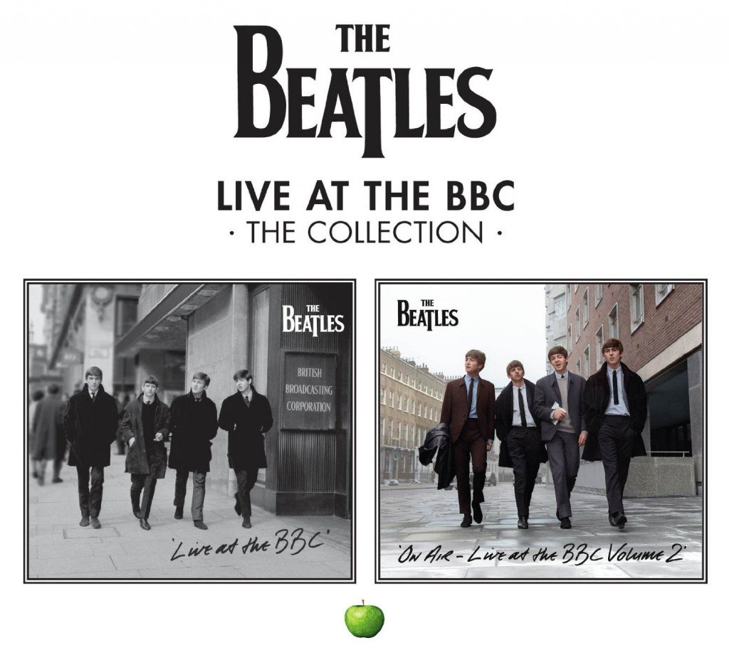 THE BEATLES : Live at the BBC Vol 1 & 2  dans Années 60/70 1507-1