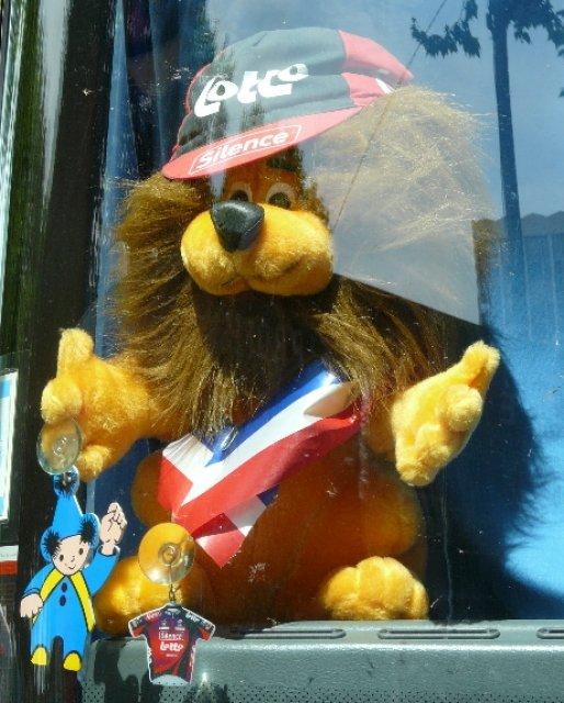 Lion crédit Lyonnais - Tour de France (6)