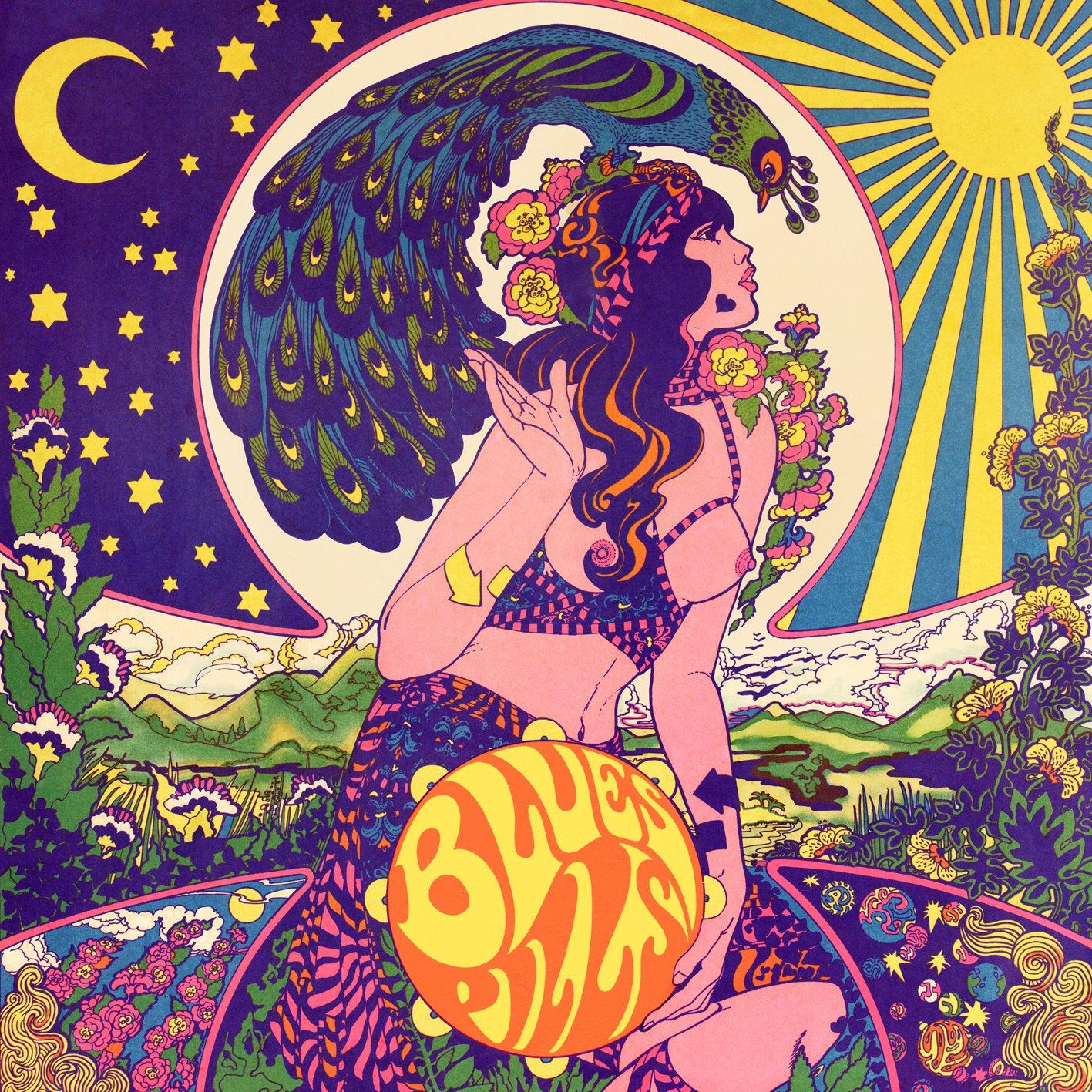 BluesPills-BluesPills_CoverDesignbyMarijkeKoger-Dunham