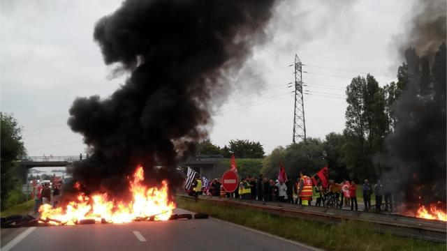 direct-blocages-caen-saint-nazaire-rennes-le-mans-lorient_1